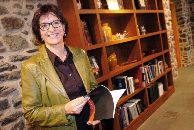 Secrétaire générale et directrice de l'administration au Musée... (Le Soleil, Jean-Marie Villeneuve)