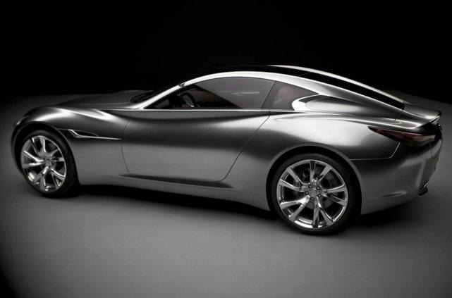 Le concept Emerg-E, largement attendu comme l'une des... (Photo fournie par Infiniti)