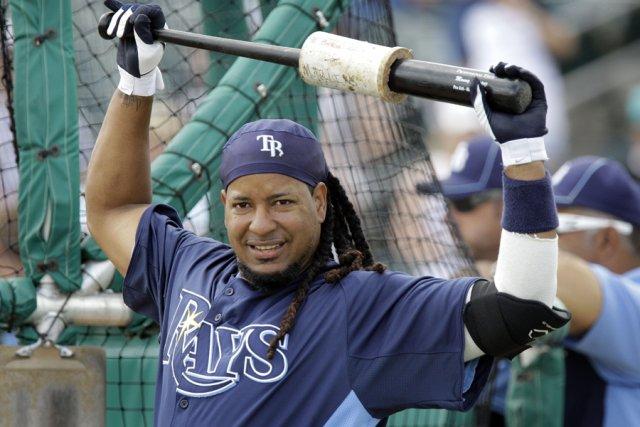 Manny Ramirez... (Photo: AP)
