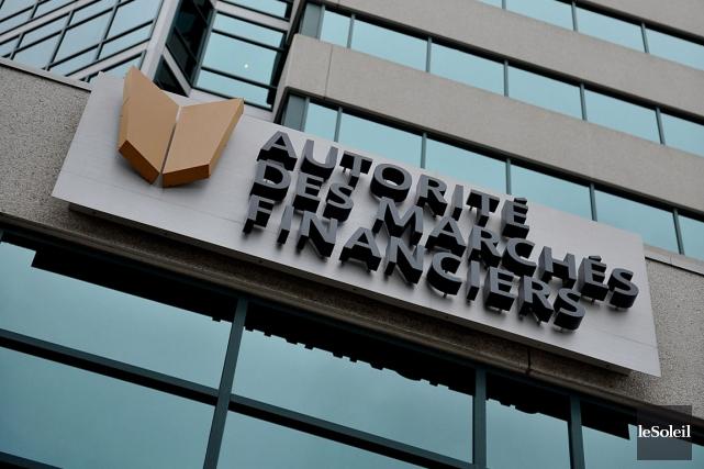 L'Autorité des marchés financiers (AMF) lance une mise en garde sur des... (Photo Patrice Laroche, Le Soleil)