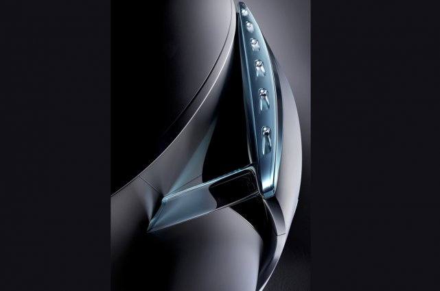 La photo teaser du concept FT-Bh de Toyota.... (Photo fournie par Toyota)