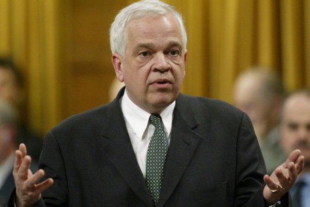 Selon le porte-parole libéral en matière de Finances,... (Photo: Archives PC)