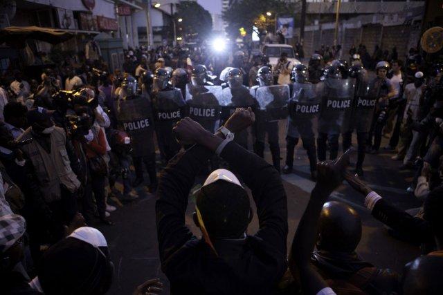 Les violences liées à la nouvelle candidature du... (Photo: Reuters)