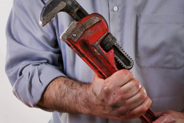 Les entrepreneurs en construction de l'est de l'Ontario voient rouge.  Ils... (Photothèque La Presse)