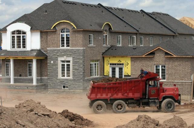 Le nombre d'Américains ayant acheté une nouvelle maison... (Photo Archives PC)