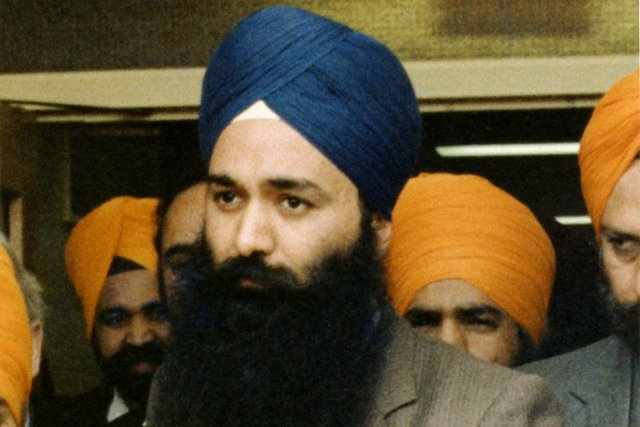 Inderjit Singh Reyat... (Photo archives PC)