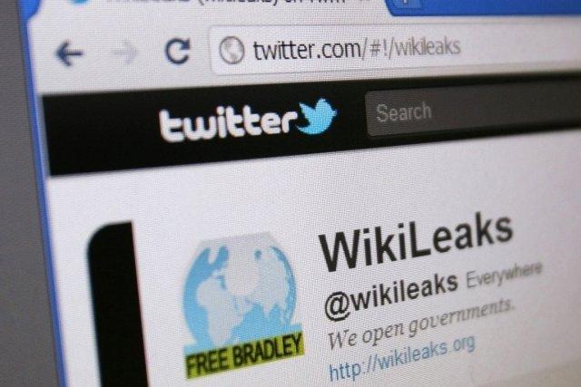 Le site internet WikiLeaks, qui avait déclenché en 2010 un séisme dans  la... (Photo Reuters)