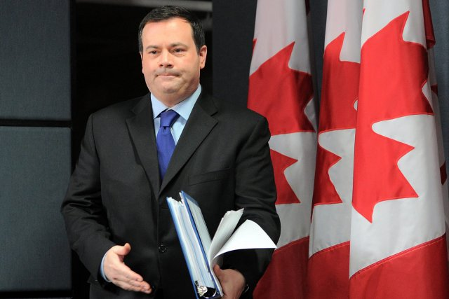 Le ministre de l'Immigration, Jason Kenney.... (Photo: archives PC)