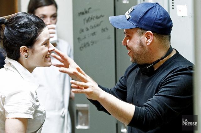 Le réalisateur Frédérick Pelletier.... (Le Soleil, Yan Doublet)
