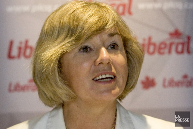 La sénatrice libérale Céline Hervieux-Payette... (PHOTO DAVID BOILY, ARCHIVES LA PRESSE)