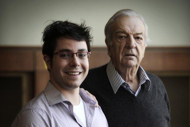 Jean-Philippe Fortier-Lazure, 23 ans, jouera Pelléas, petit-fils du... (Photo: Bernard Brault, La Presse)