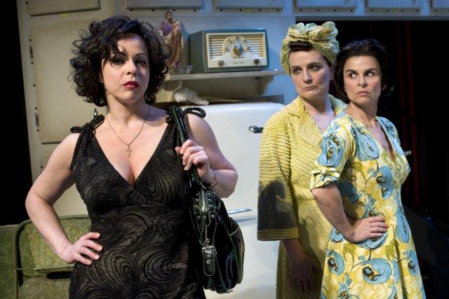 La comédienne Sonia Vachon interprétera le personnage de Rose Ouimet dans la... (Photo: Robert Skinner, La Presse)