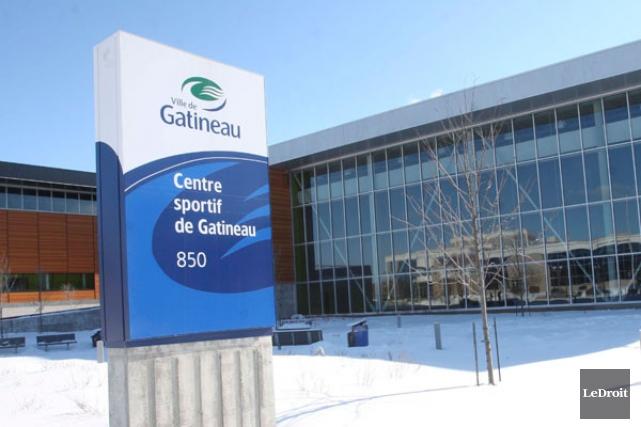 Le Centre sportif de Gatineau... (Patrick Woodbury, Archives Le Droit)