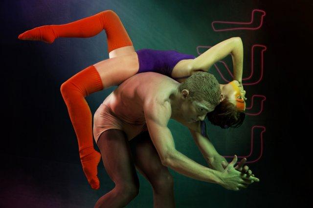 Les Grands Ballets canadiens de Montréal prendront la route des États-Unis le... (Image fournie par les Grands Ballets canadiens)