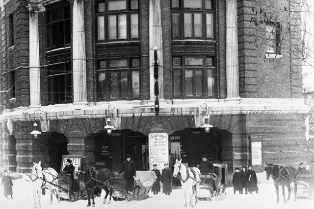 1912 une ann e faste pour le cin ma ric moreault for Club piscine gatineau qc