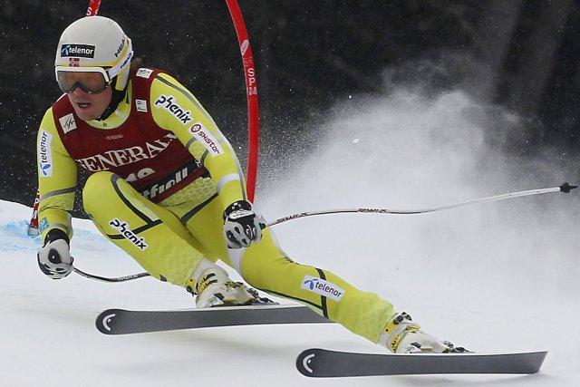 Kjetil Jansrud... (Photo Associated Press)