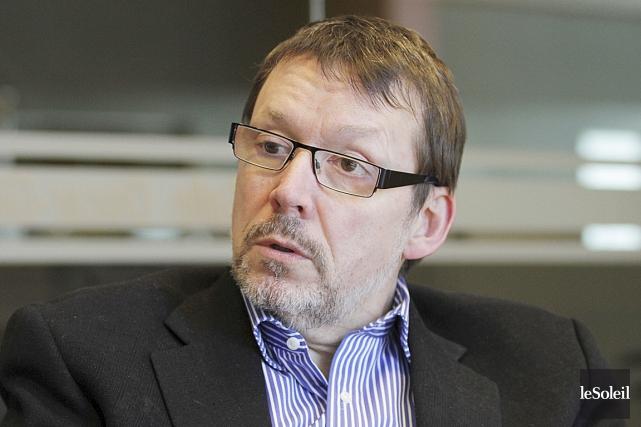 Michel Venne, directeur général de l'Institut du Nouveau... (Photothèque Le Soleil)