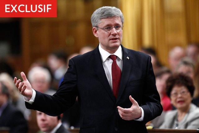 Le gouvernement de Stephen Harper n'entend pas devenir... (Photo: Reuters)