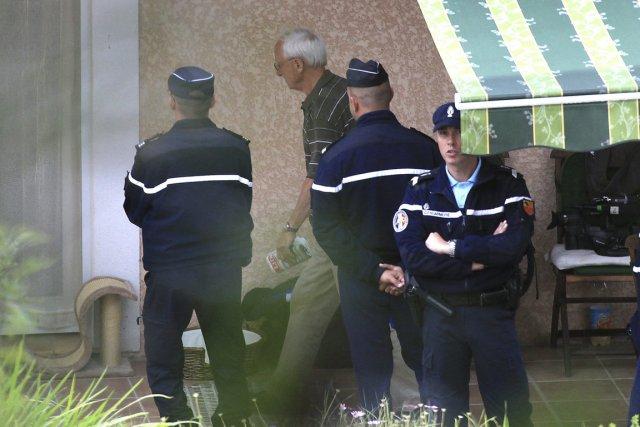 Jens Breivik, père du tristement célèbre extrémiste de... (Photo: Bob Edme, Achives AP)