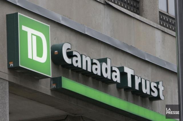 La BanqueTD(T.TD) quittera la rue Saint-Jacques à la fin de... (Photo Rémi Lemée, archives La Presse)