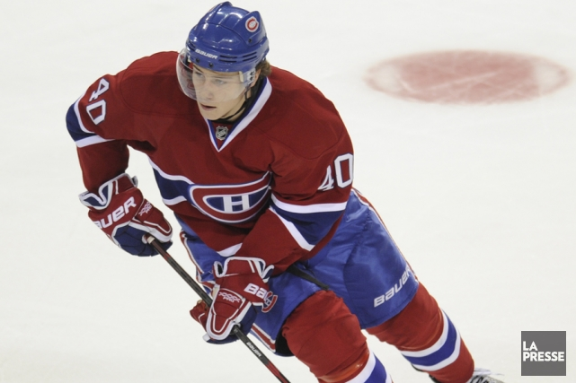 Nathan Beaulieu... (Photo: Bernard Brault, La Presse)
