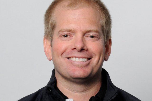 L'entraîneur-chef des Voltigeurs de Drummondville, Mario Duhamel... (Photothèque Le Soleil)