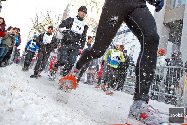 Le Pentathlon des neigesest en nomination dans la... (Photothèque Le Soleil, Yan Doublet)