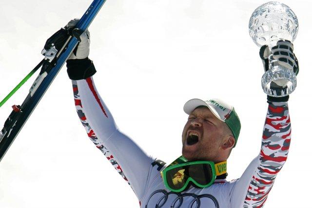 Klaus Kroell a remporté mercredi le titre de... (Photo: Lisi Niesner, Reuters)
