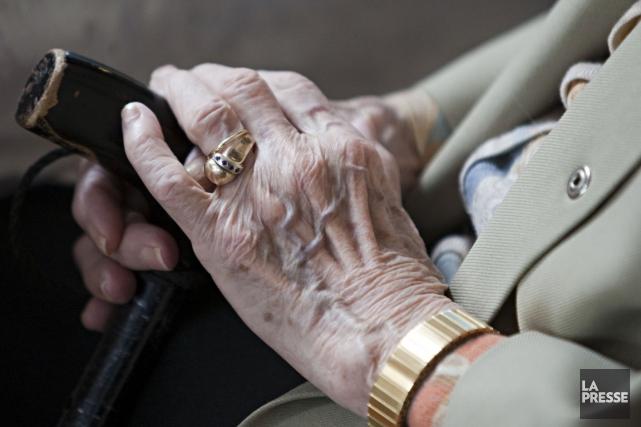 La proportion de citoyens âgés de 65 ans... (Archives La Presse)