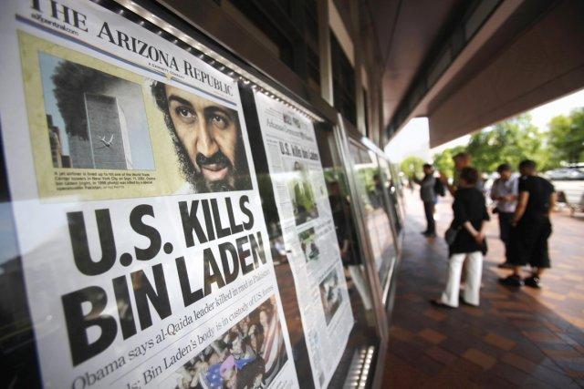 En plus de vouloir éliminer Obama, ben Laden... (Photo: Jacquelyn Martin, Archives AP)