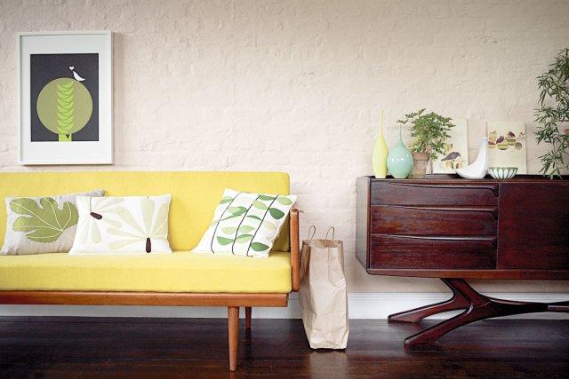 le jaune couleur de printemps laurie richard d co. Black Bedroom Furniture Sets. Home Design Ideas