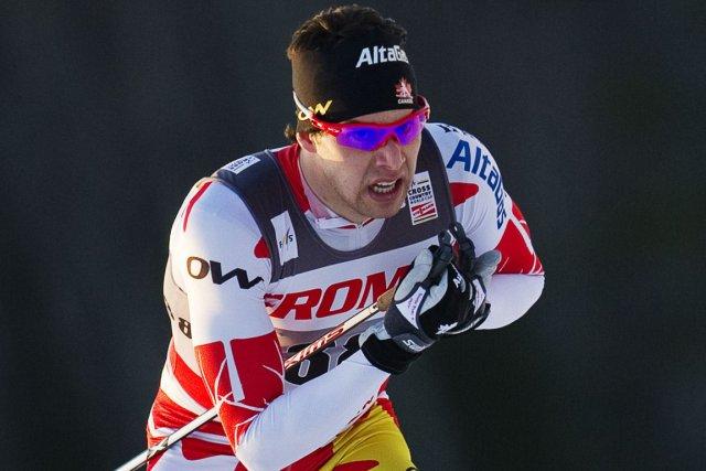 Alex Harvey... (Photo AFP)