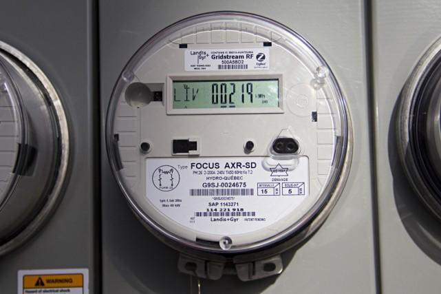 Les nouveaux compteurs d'électricité utilisent la technologie sans... (Photo François Roy, La Presse)
