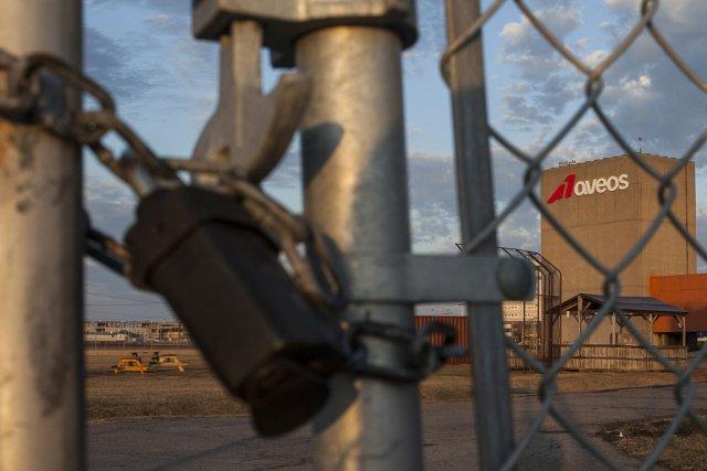 La compagnie Aveos à Montréal.... (Photo Olivier PontBriand, La Presse)