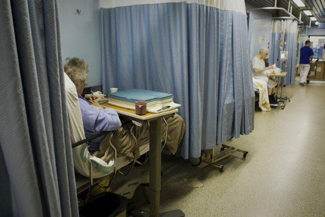 Au chapitre du financement en santé, les hôpitaux... (Photo Martin Chamberland, La Presse)