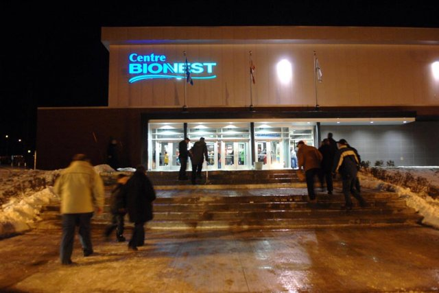 Le Centre Bionest de Shawinigan.... (Photo: Ève Guillemette)