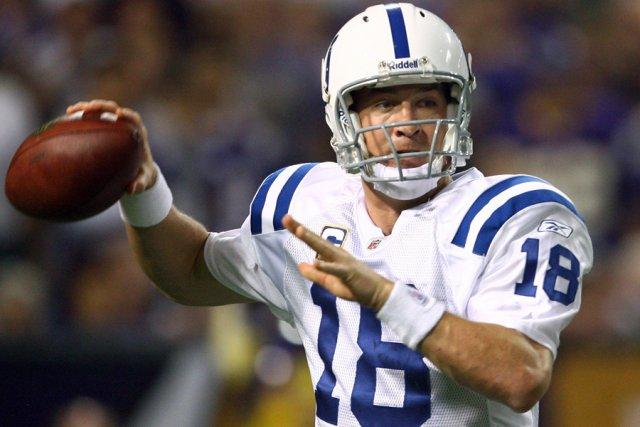 Peyton Manning sera entouré de quelques très bons... (Photo: AP)
