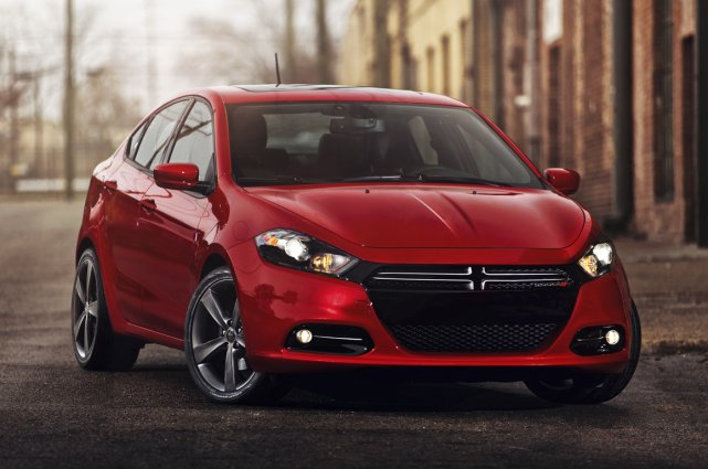 La Dodge Dart.... (Photo fournie par Dodge)