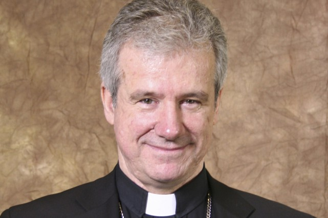 Mgr Christian Lépine est le nouvel archevêque de... (Photo: PC)