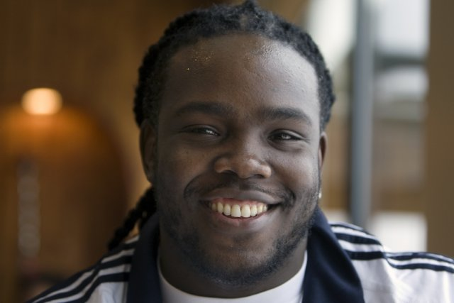 Bermane Stiverne... (Photo: Robert Skinner, La Presse)