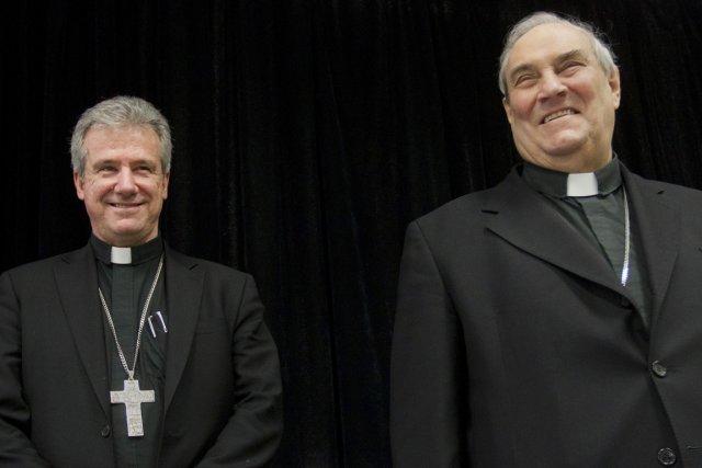 Mgr Christian Lépine est le nouvel archevêque de... (Photo: Ivanoh Demers, La Presse)