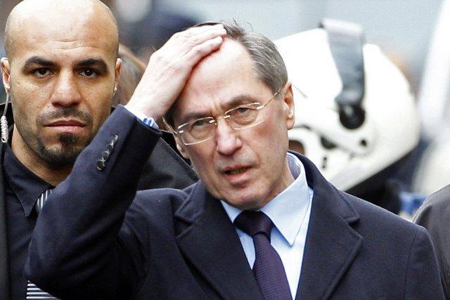 L'ex-ministre de l'Intérieur et homme de confiance de... (Photo: Jean-Paul Pelissier, Reuters)