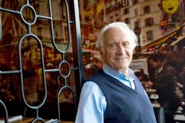 N'essayez pas d'arracher des confidences à Michel Roux... (La Presse, Alain Roberge)