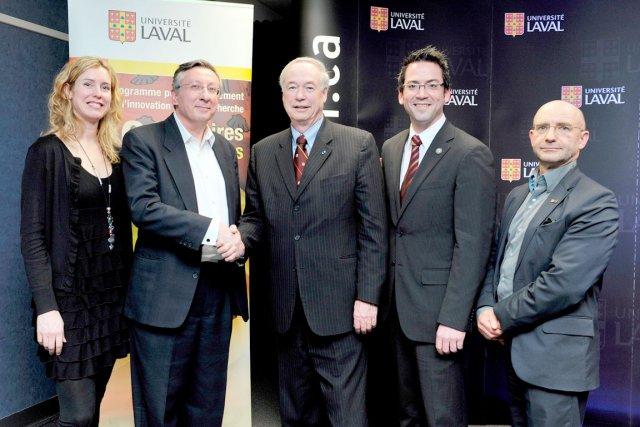 Milad Doueihi, titulaire de la Chaire Québec 3.0... (Photo fournie par l'Université Laval)