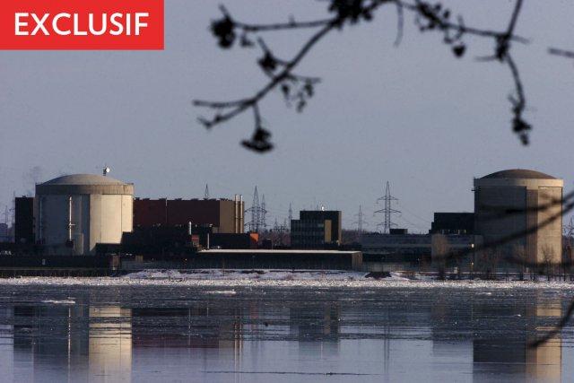 Le réacteur de Gentilly-2 aura atteint sa fin... (Photo François Gervais)