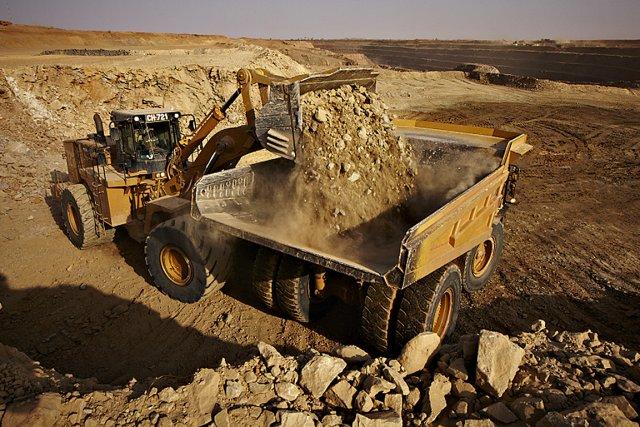 La mine d'or d'Essaka, au Burkina Faso.... (Photo fournie par Iamgold)
