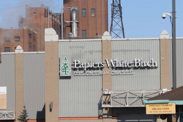 Papiers White Birch... (Photothèque Le Soleil)
