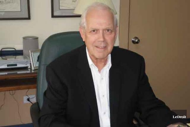 Le maire de Cornwall, Bob Kilger... (Denis Gratton, LeDroit)