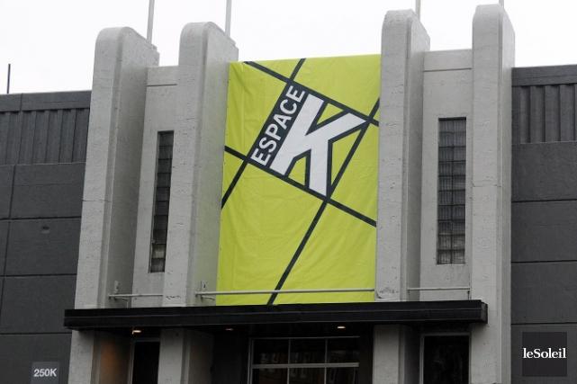 L'Espace K à ExpoCité... (Photothèque Le Soleil)