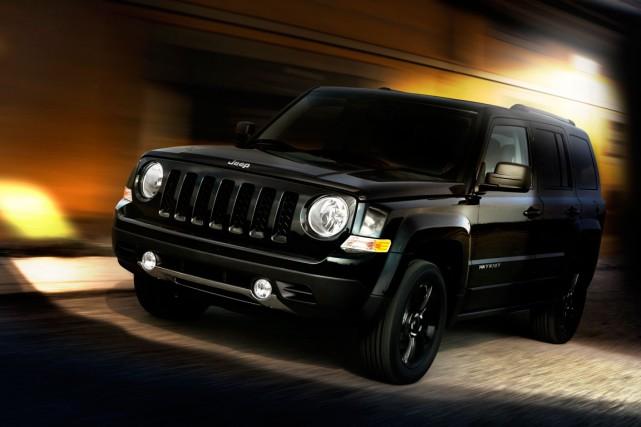 Le Jeep Patriot Altitude a les mêmes caractéritsiques... (Photo fournie par Chrysler)